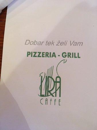 Pizzeria Lira : Lira Caffe