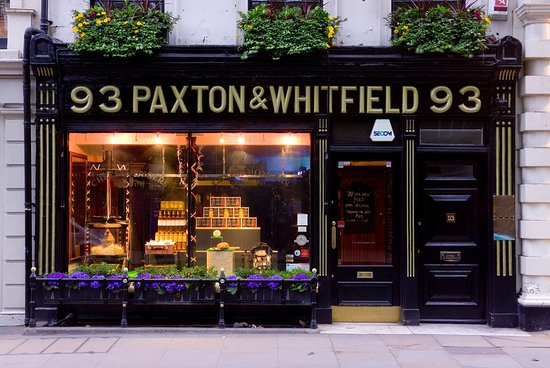 The Cavendish London: Paxton & Whitfield