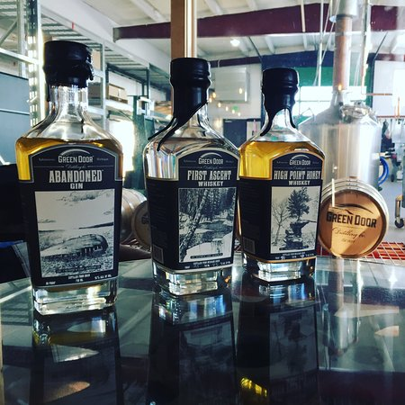 Green Door Distilling Company