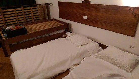 Casa das Irmas Dominicanas: terrible beds