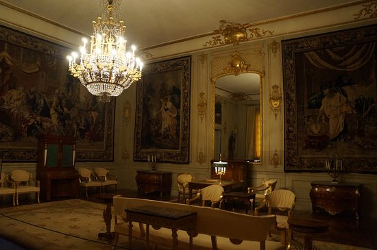 Palácio Real (Kungliga Slottet): One Of The Royal Apartments
