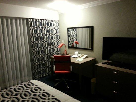 Hull, MA: Hotel Room