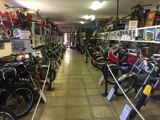 Historic Motorcycle Museum