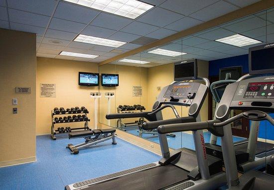 SpringHill Suites Williamsburg: Fitness Center