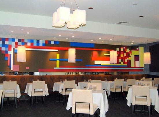 Πίτσφιλντ, Μασαχουσέτη: One West Restaurant