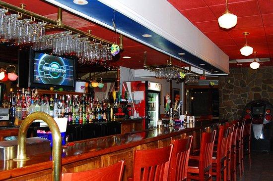 Πίτσφιλντ, Μασαχουσέτη: Sports Bar