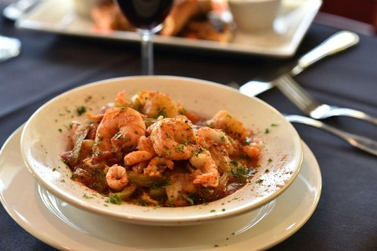 Gloucester City, NJ: Creole Seafood Jambalaya...just one of our great dishes!