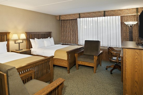 Doubletree By Hilton Libertyville Mundelein Updated