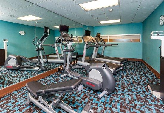 Fairfield Inn & Suites Des Moines West: Fitness Center