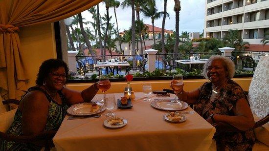 Barcelo Aruba Italian Restaurant