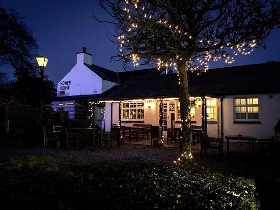 Bower House Inn: The Beer Garden