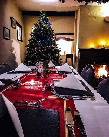 Eskdale, UK: Christmas At The Bower