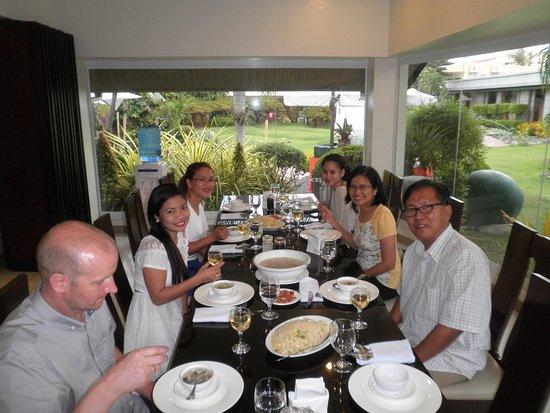 romantic dinner davao city