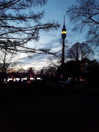 Westfalenparken i Dortmund
