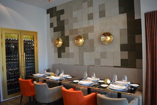 l 39 clat restaurant gastronomique au coeur de lyon. Black Bedroom Furniture Sets. Home Design Ideas