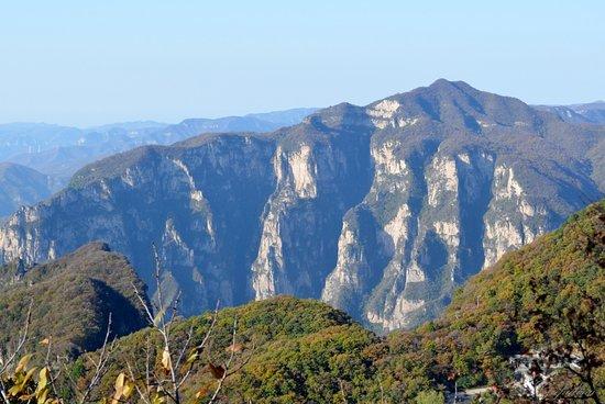Xiuwu County, จีน: Yuntai Cave.