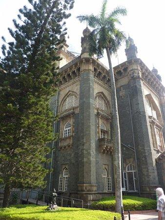 Chhatrapati Shivaji Maharaj Vastu Sangrahalaya : Основной корпус музея