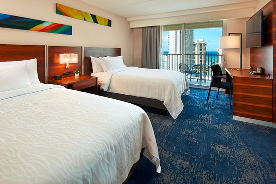 hilton garden inn waikiki beach 168 2 0 6 updated. Black Bedroom Furniture Sets. Home Design Ideas