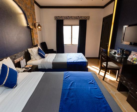 Best Location in Bur Dubai - Review of Astoria Hotel, Dubai, United