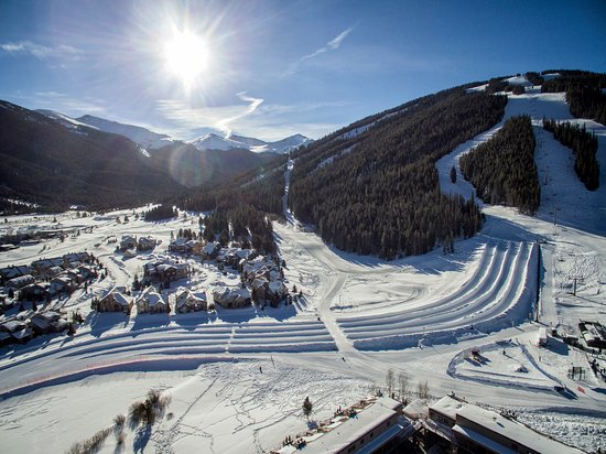 Copper Mountain: The Tubing Hill in East Village