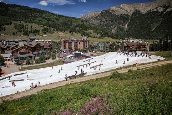 Copper Mountain: Summer Hike Park