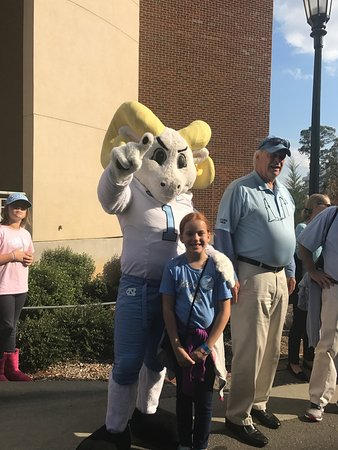 University of North Carolina: Rameses