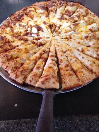 Pizza hut sulphur ok