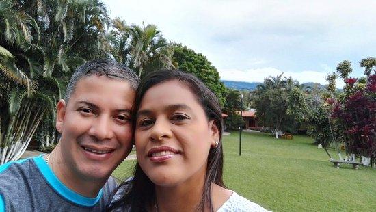 San Rafael, Κόστα Ρίκα: Las areas comunes estan muy bien cuidadas
