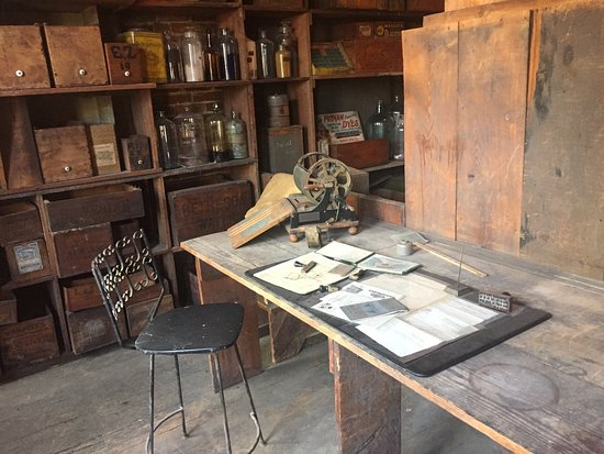 Stabler-Leadbeater Apothecary Museum : Stabler-Leadbeater Apothecary 2016