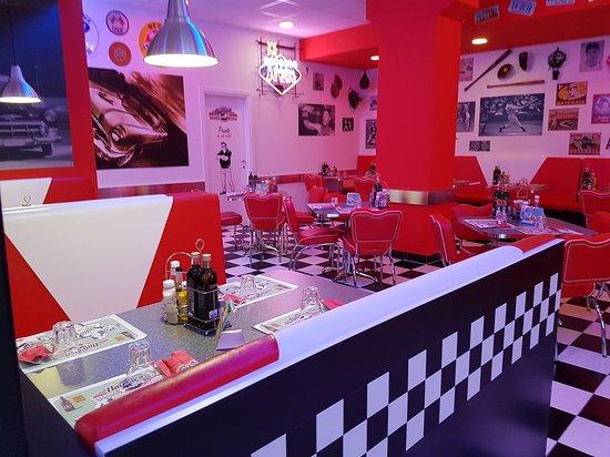 Ristoranti Bagnolo San Vito Mn : America graffiti diner restaurant mantova bagnolo san vito