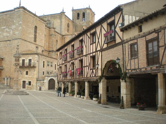 Penaranda de Duero, إسبانيا: Posada Ducal