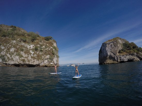 Personalized tours to Los Arcos with Paddle Zone