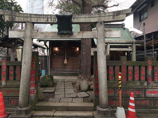 Tsukuda Namiyoke Inari Shrine