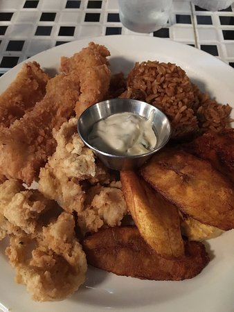 Bahamian Cookin Restaurant And Bar Nassau Bahamas