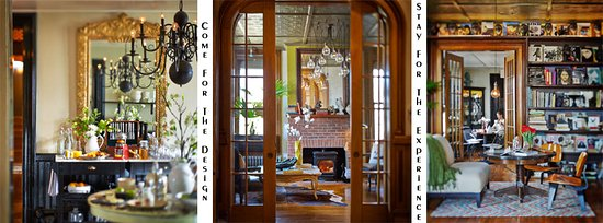 Made Inn Vermont An Urban Chic Bed And Breakfast Luxury Hotel In