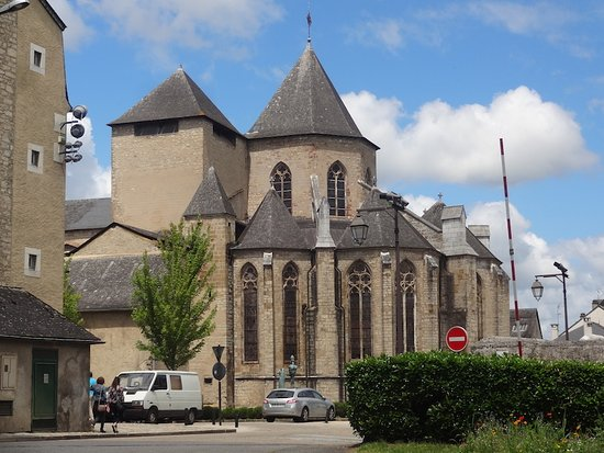 Oloron-Sainte-Marie Cathedrale