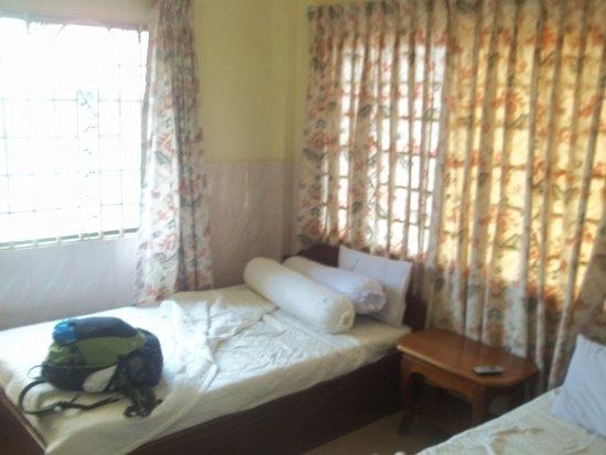 Sakura Village Guesthouse: Detalle de la habitación.