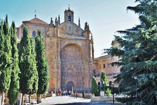 The Kings Cloisters of the Convento de San Esteban ...