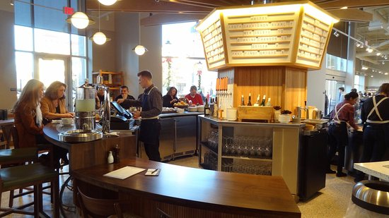 """the bar is fancy and trendy picture of barnes and noble \""""kitchenbarnes and noble \""""kitchen\"""" the bar is fancy and"""