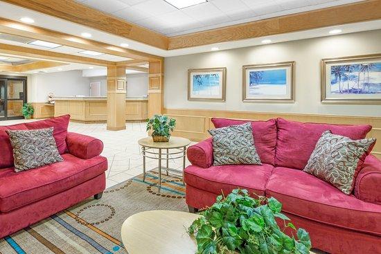 Interior - Picture of Candlewood Suites Aransas Passca - Tripadvisor