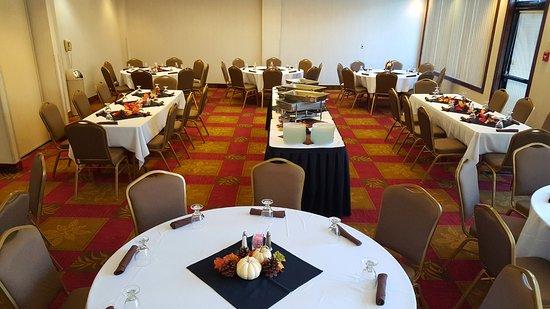 Clarion Inn: Banquet Space