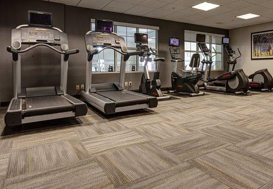 Hadley, MA: Fitness Center