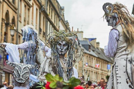 Calvados, France : Fêtes médiévales de Bayeux - Photo Fabien Mahaut