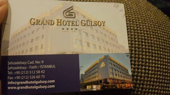 Grand Hotel Gulsoy: IMG-20161222-WA0010_large.jpg