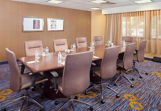 Montvale, Νιού Τζέρσεϊ: Meeting Room  - Boardroom Setup