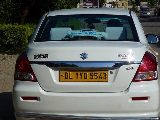 Suzuki Swift Dzire - Picture of Kuber Tours, New Delhi - TripAdvisor