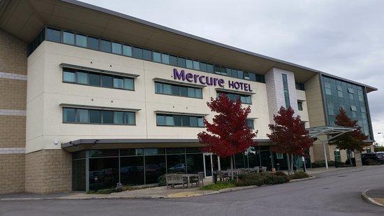 Mercure Hotel Sheffield Parking