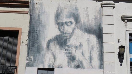 Foto Ruta Buenos Aires: street art