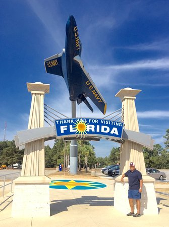 Florida Welcome Center (I-10)