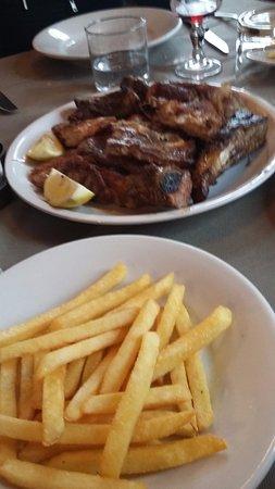 La Mangiatoia: carne alla brace